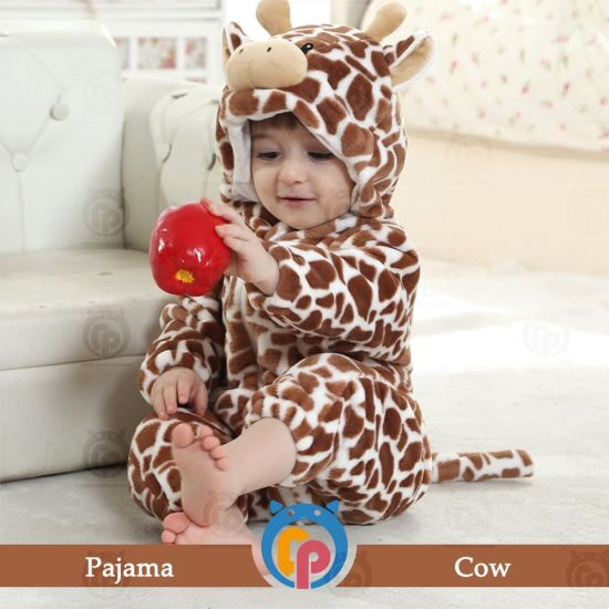 2019 Latest One Piece Newborn Baby Rompers with Hood