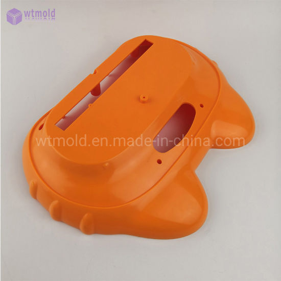 Custom Mold Injection Molding with Plastic Tooling