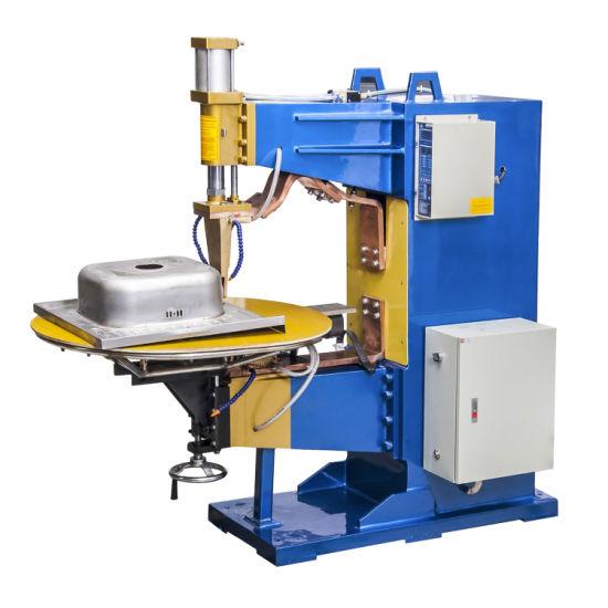 Horizontal Seam Welding Machine for Hand Washbasin
