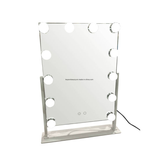 High End Hollywood Style Salon Makeup Vanity Mirror With Led