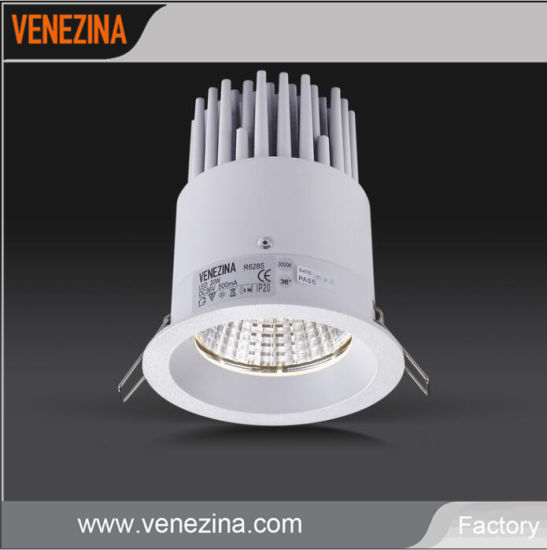China Fixed Recessed Downlight 15w 20w