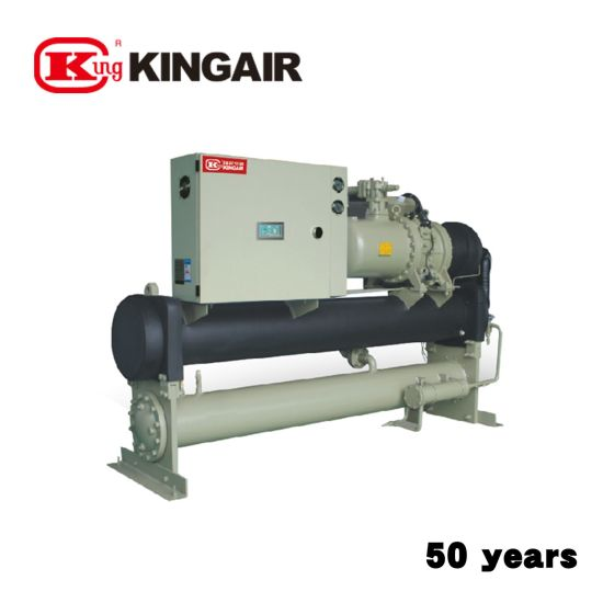 Heating Recovery Screw Water Chiller