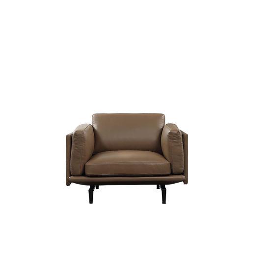 Groovy Contemporary Smoking Grey Leather Couch Single Seat Couch Frankydiablos Diy Chair Ideas Frankydiabloscom