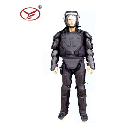 High Quality Police Army Anti-Riot Gear Suit