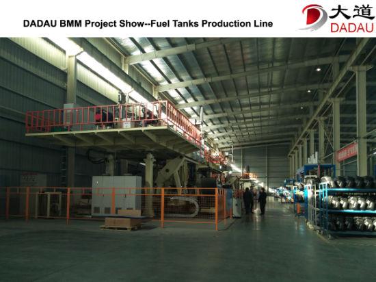 Plastic Processing Machine for Volkswagen Fuel Tanks