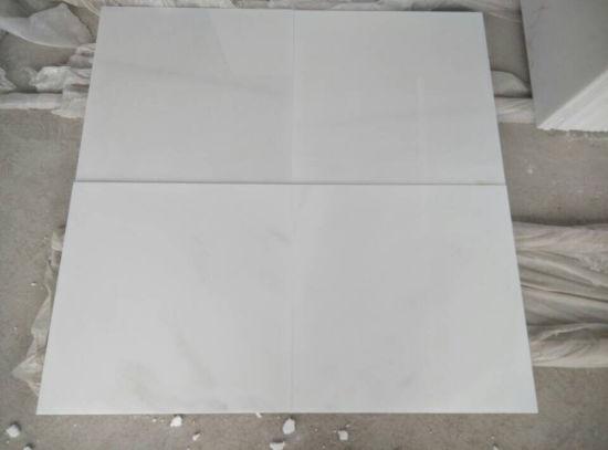 Chinese Royal White Marble Jade Tiles/Slab/Mosaic Tiles