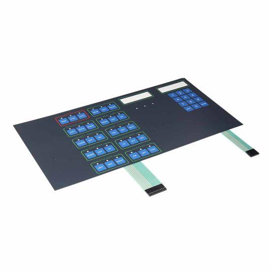 Big Size Mutiply Keys Membrane Switch