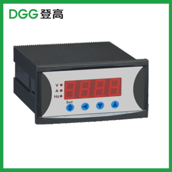 Measurement of Single Phase AC Voltage Ammeter pictures & photos