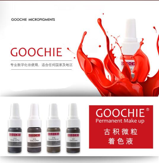 China Permanent Makeup Pigment Best