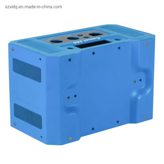 Laser and CNC OEM Electric Box Sheet Metal Fabrication