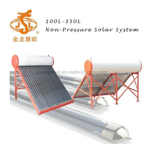 Solar Energy Water Heater 100L 150L 180L 200L 250L 300L 350L Water Heater Heating Systsem for Europe