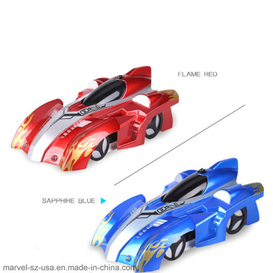 New Electric Anti Gravity Ceiling Racing RC Car Wall Climbing Car pictures & photos