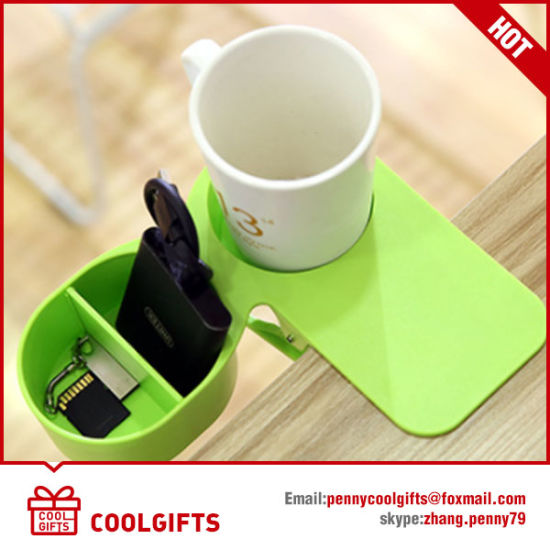New Multi-Functon Plastic Big Size Cup/Mug Holder pictures & photos