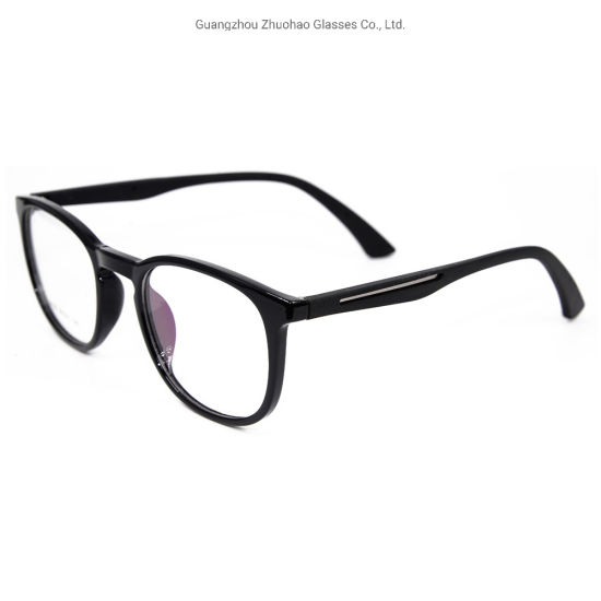 China Wholesale New Model Factory Custom Round Glasses Tr90 Optical Eyeglass Frame