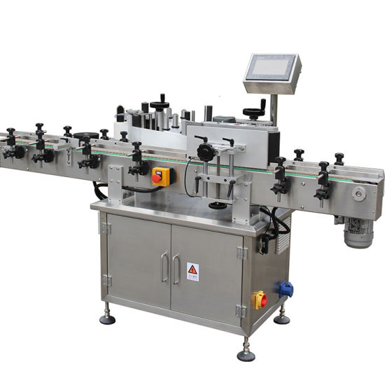 Automatic Adhesive Sticker Mineral Water Bottle Labeling Machine Automatic