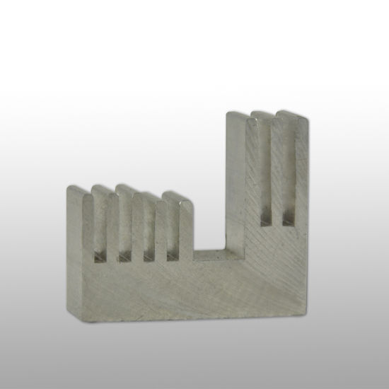 High Power LED Aluminum Extrusion Heat Sink Aluminium Profiles