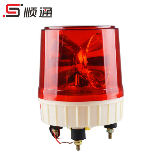 Lte-1181j Security Emergency Rotating Warning Light