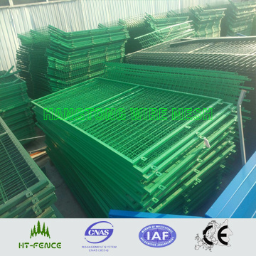 PVC Coated Frame Fence pictures & photos
