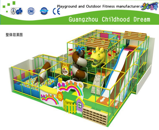 Playground Indoor Naughty Castle Supplier, High Quality Playground, Play House (H13-1201) pictures & photos