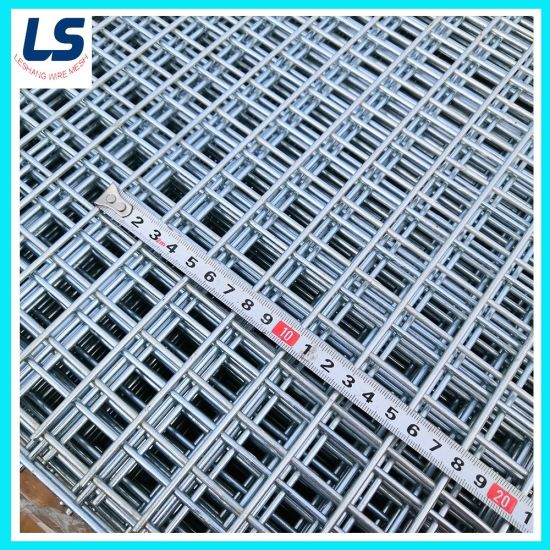 China 1 2 X4 Welded Wire Mesh Panel China Welded Wire Mesh Welded Fence Mesh