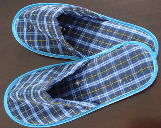 Popular Slipper/Hotel Slipper (GH004) pictures & photos