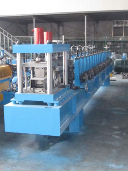 Yx60-120 C Purlin Roll Forming Machine Without Punching