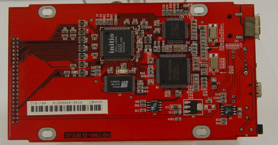 Red Cover PCBA with High Quality (S-010)