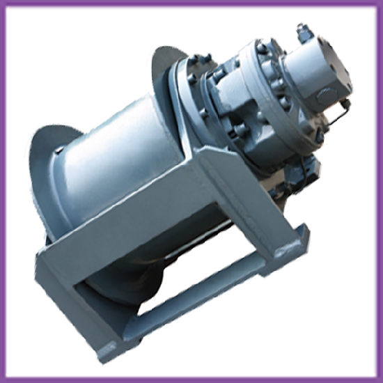 5-20t Hydraulic Winch for Ship Machinery with ISO9001 Approval