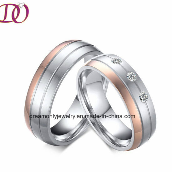 China Classic Engagement Wedding Ring Christmas Day Gift Valentine