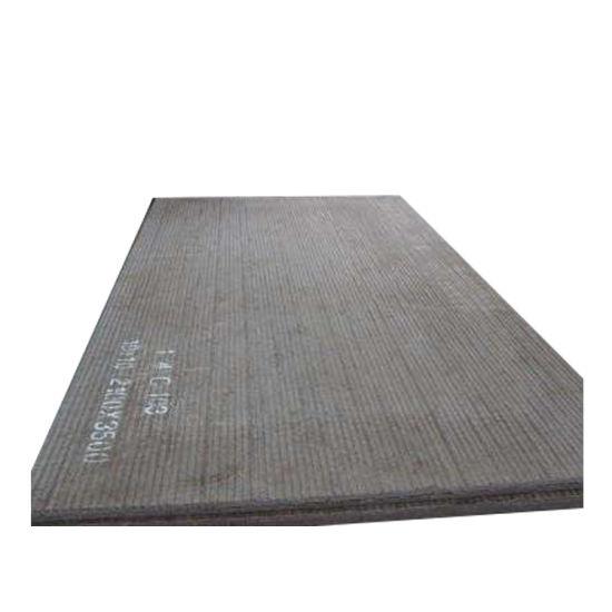 Stainless Steel 904L+ASME SA516 Gr60 Bimetallic Clad Steel Sheets