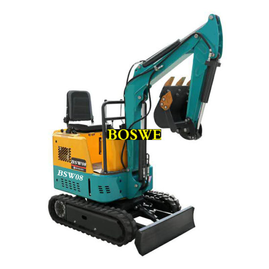 New Condition Mini Hydraulic Excavator for Sale