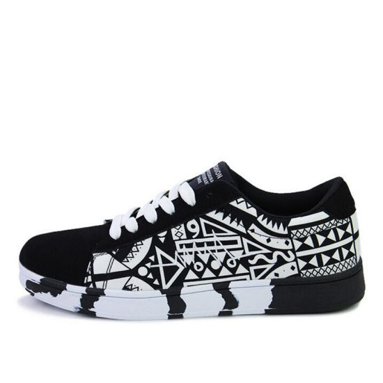 be4b5e8167a8 New Custom Skate Shoes Fashion Lace-up Sport Sneaker Style No.  Running  Shoes-Yb003. Zapatos