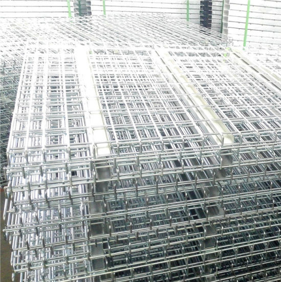 China Galvanized Welded Wire Mesh with Waterfall - China Wire ...