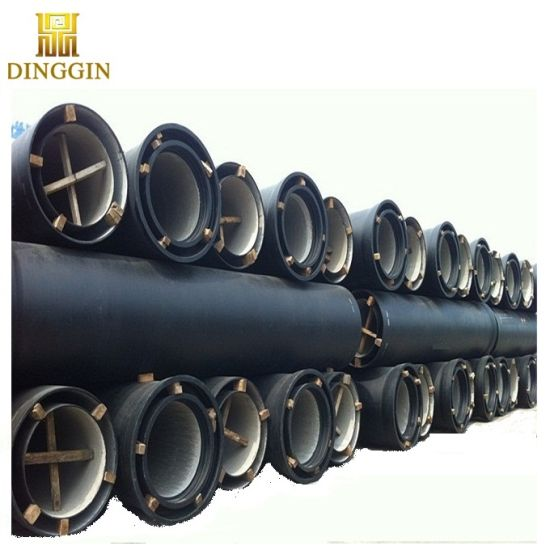 Water Supply Rj Ductile Iron Pipes Ductile Iron Casting pictures & photos