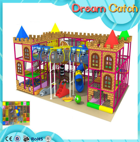 China High Quality Children Wooden Playhouse/Kids Indoor Playsets ...