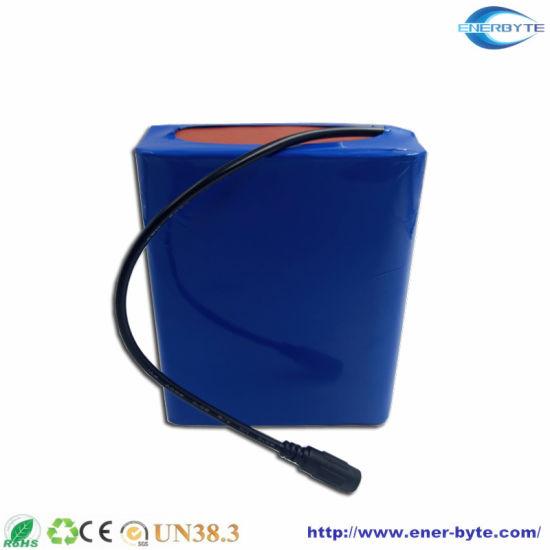 LFP/LiFePO4/Lithium/Li-ion Battery/Lithium Battery 12V 30ah for Camera