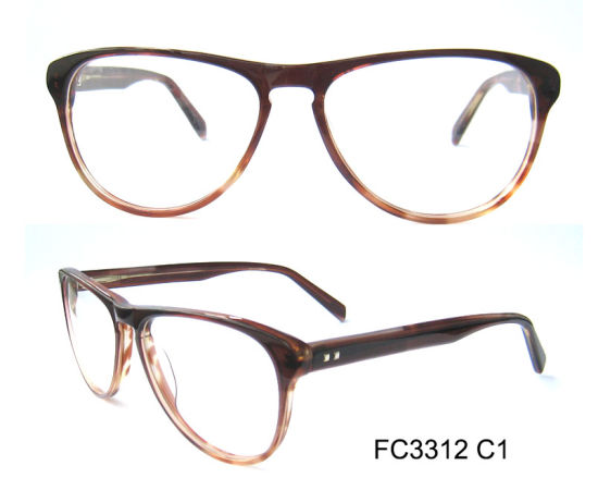 c9777355158 China Big Size Best Sale Ce Certificate Acetate Optical Frame ...
