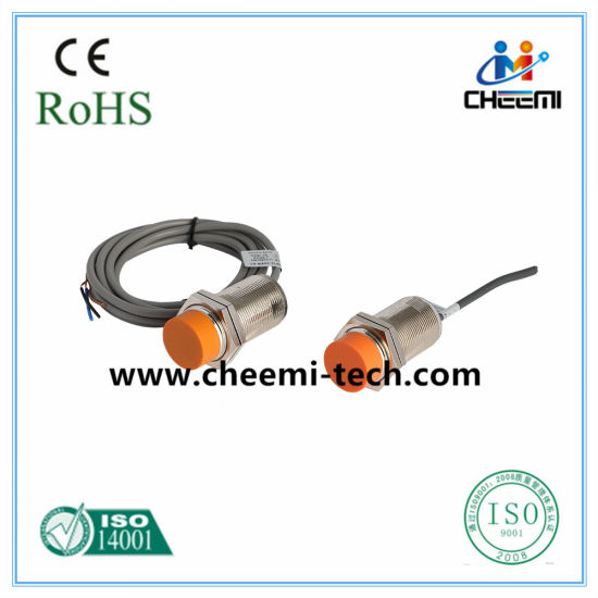 Capacitive Proximity Sensor Switch,DC6-36vAC/3 Wires NPN NC Inductive Proximity Switch