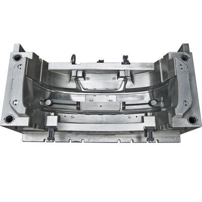 Car Front Bumper Plastic Injection Mold Making pictures & photos