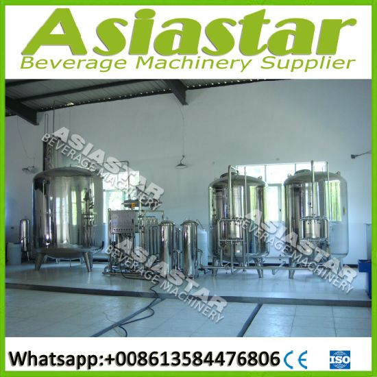 Industrial Backwashing Mineral Water Filter pictures & photos
