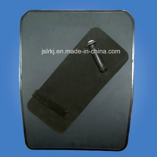 Lightweight Handheld Nij Iiia/III/IV Ballistic Bulletproof Shield pictures & photos
