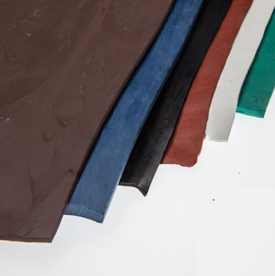 Fluoro Rubber Fluorocarbon Rubber Viton Material