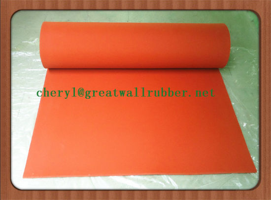 Great Wall Rubber Sheet, Sponge Rubber Sheet, Foam Sheet, Foam Rolls pictures & photos