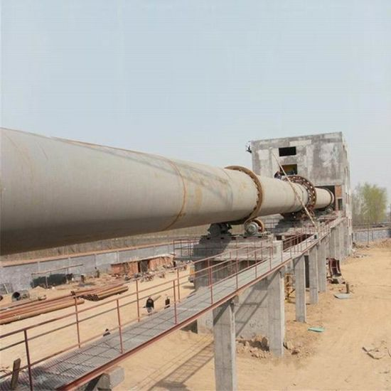 Casting Kiln Tyre & Support Roller of Lime Rotary Kiln Parts pictures & photos