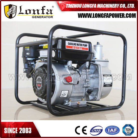 2inch Eg150 4 0HP Gasoline Water Pump for Irrigation