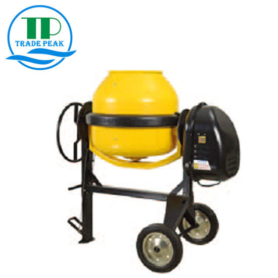 Trade Peak Cement Mixing Tools/Cement/Concrete Mixer for Portable Industrial