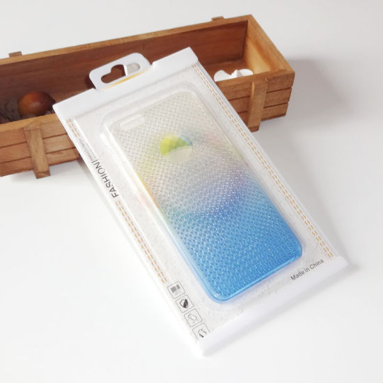 electronic products packaging case mobile cell phone case packaging(PVC blister) pictures & photos