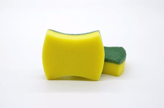 Most Popular Hot Quality Custom-Made Dish Scourer Pad pictures & photos