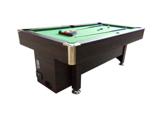 China New FT Coin Operated Pool Table China New Coin - Us billiards pool table
