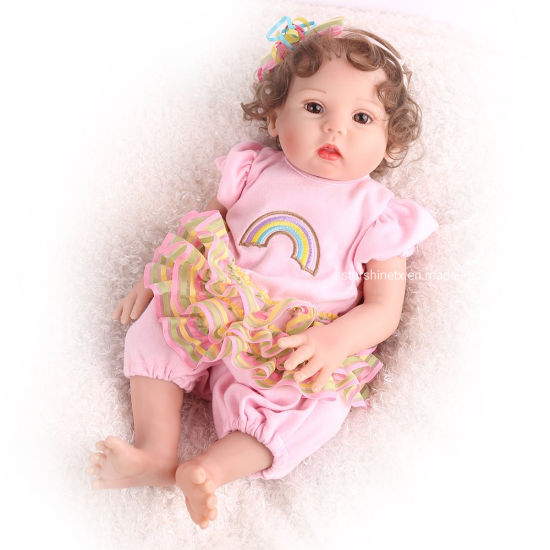Full Silicone Reborn Baby Traders for Sale